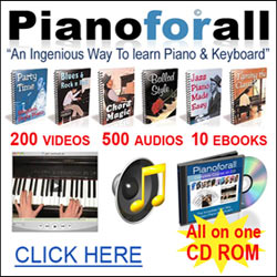 Learn Piano easily for everyone